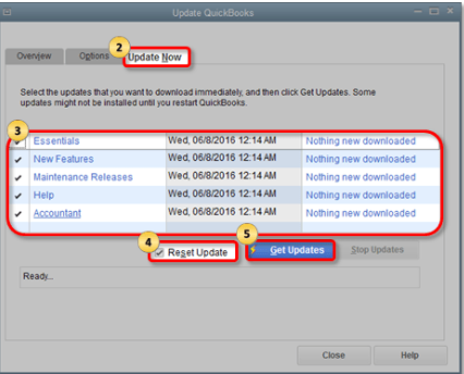 manually update payroll: Error 15270 Quickbooks