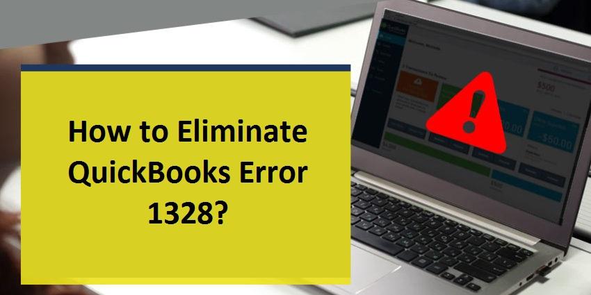 Featured image: Quickbooks error 1328