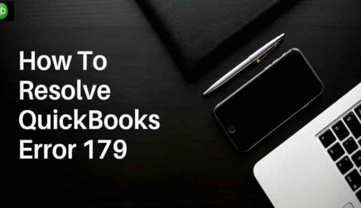 Quickbooks error 179