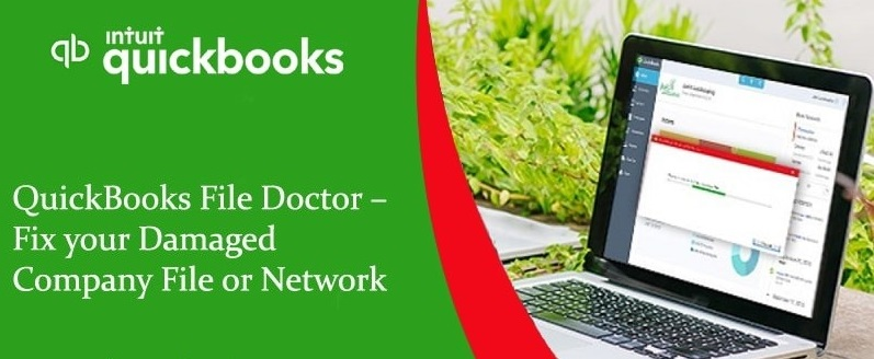 Featured image: Quickbooks file doctor tool