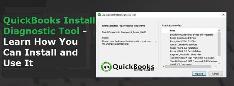 featured image: Quickbooks install diagnostic tool